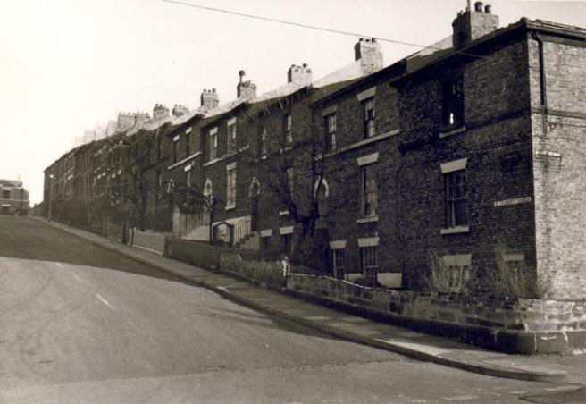 St Cuthbert's Terrace, Bensham