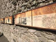 Bamburgh Castle timeline