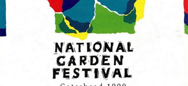 National Garden Festival Gateshead 1990 18th May - 21st October 'The North's never looked so good!'