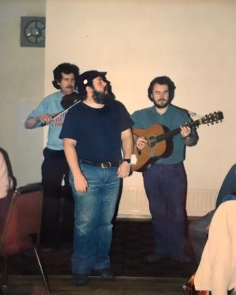 Benny Graham, Chuck Flemming & Bob Fox